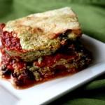 Main : Veggie Lasagna