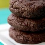 Sweets : Chocolaty Chocolate Chip Quinoa Cookie